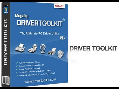 Driver Toolkit 8.6.0.1 Crack With License Keys 2020