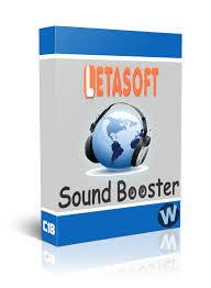 Letasoft Sound Booster 1.11 Crack With Product Key Full Version Download 2020