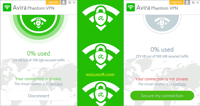 Avira Phantom VPN Pro 2.32.2.34115 Crack + Keygen Latest Version Download 2020