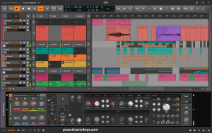 Bitwig Studio 3.1.3 Crack + Serial Key Latest Version Download 2020