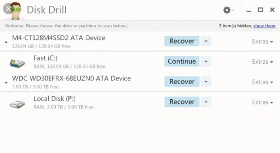 Disk Drill Pro 4.0.528 Crack With Serial Key + Code Latest Version Download 2020