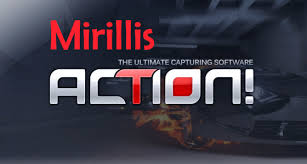 Mirillis Action 4.10.2 Crack Setup + Serial key Latest Download 2020