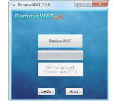 RemoveWAT 2.2.9 Crack With Serial Key Latest Version Download 2020