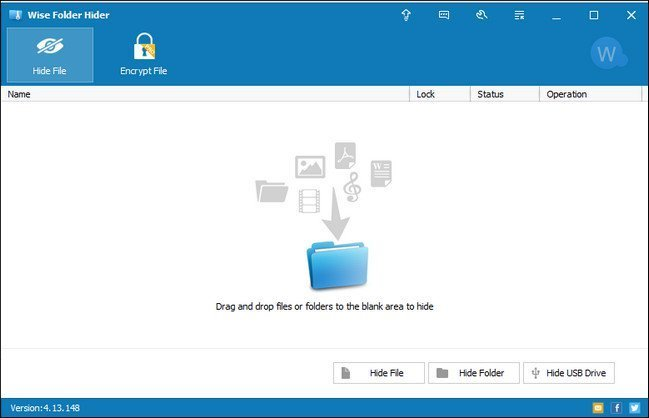 Wise Folder Hider Pro 4.3.6 Crack + Serial Key Free Download Full Latest